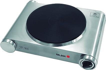 Palson 30992 Placa de cocina, 1500W, Plateado