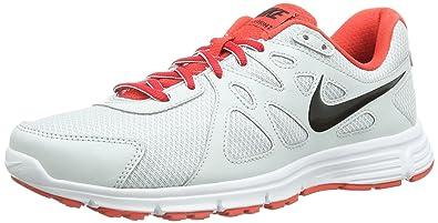 Nike Revolution 2 Msl 554954-031 Herren Laufschuhe Weiß (Pure  Platinum Black  c6f678f942