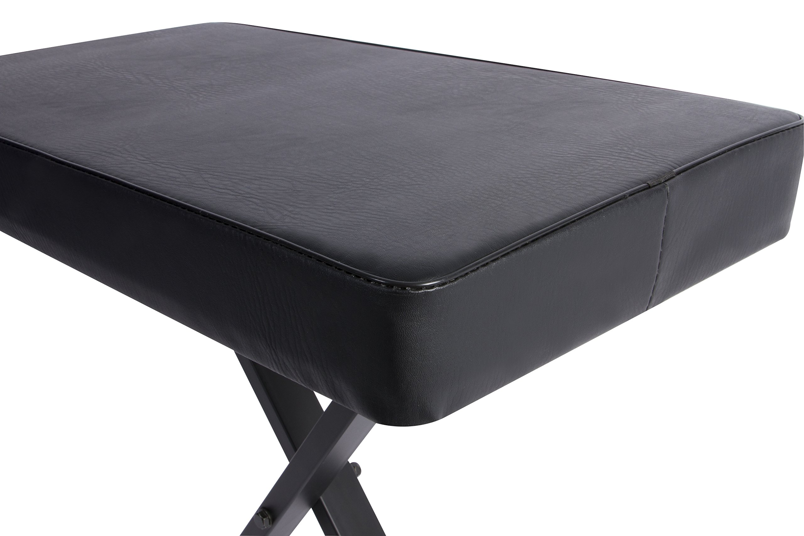On Stage KT7800 Plus Wide, Extra Padded Keyboard Bench by OnStage (Image #3)