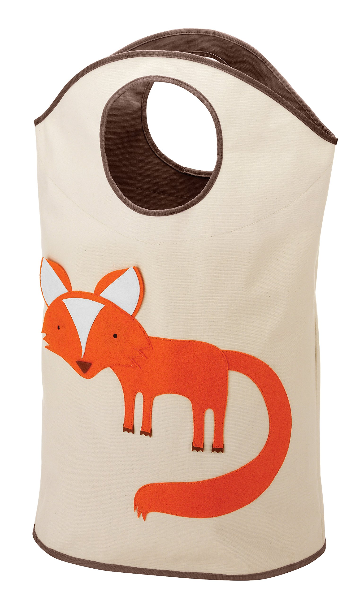 Whitmor Laundry Hamper Storage Tote Fox