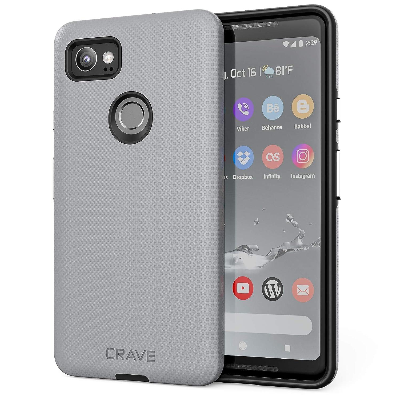 Amazon Com Google Pixel 2 Xl Case Crave Dual Guard Protection