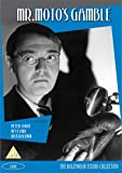 Mr Moto's Gamble [DVD] [1938]