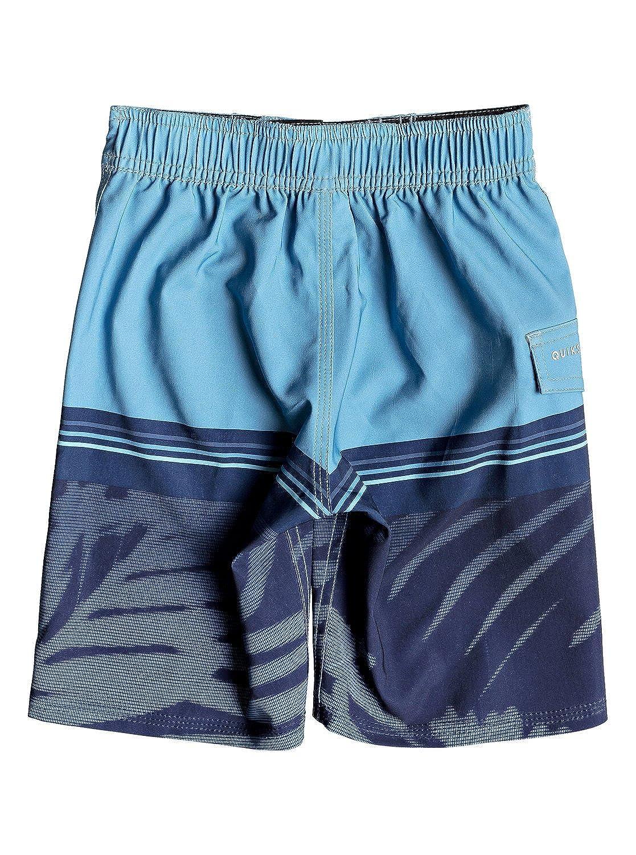 Quiksilver Little Highline Zen Division Boy 14 Swim Trunk Boardshorts