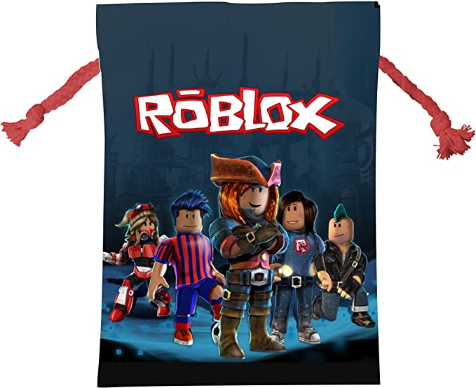 Roblox Plush Christmas Stocking With Cute Print Perfect For