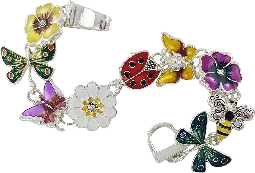 3pcs Fashion Dragonfly Bee Charm Bracelets