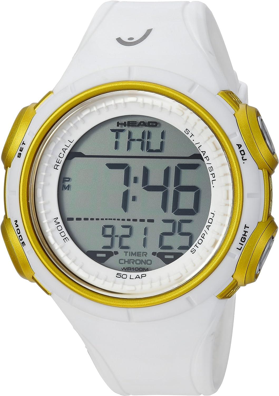 Head Reloj Digital para Hombre de Cuarzo con Correa en Caucho HE-100-03
