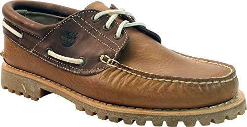 2180d65f711ea Timberland CA17MY Mens brown Leather Lace Ups, 8 UK: Amazon.co.uk: Shoes &  Bags