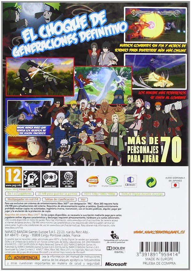 Naruto Shippuden: Ultimate Ninja Storm Generations - Standard Edition