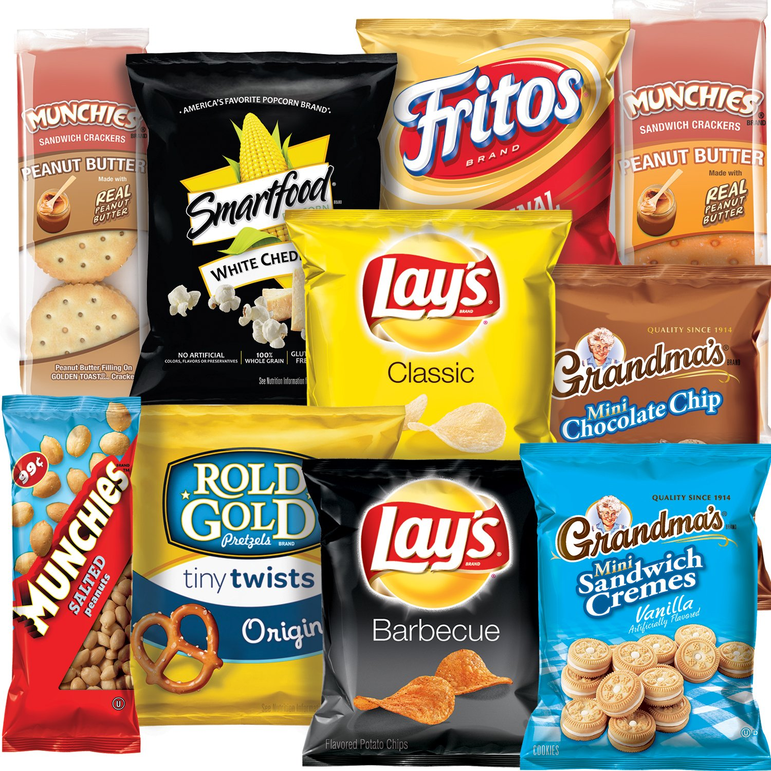 Potato Chips Brands List | www.pixshark.com - Images ...