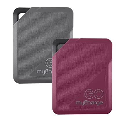 myCharge GO Style Power Portable Charger 2600mAh External Battery Pack for Cell Phones (Apple iPhone XS, XS Max, XR, X, 8, 7, 6, SE, 5, Samsung ...