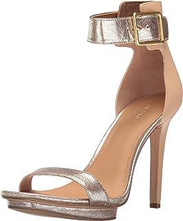 5e5e0495d4eb Amazon.com  Calvin Klein Women s Vable Dress Sandal  Shoes
