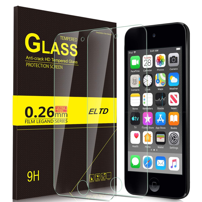 MP3-Player-Zubehr Schutzfolien gehrtetes Glas Displayschutz ...
