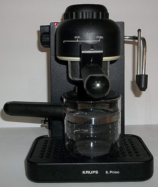 Amazon.com: Krups IL Primo 4 tazas Expresso Maker: Kitchen ...