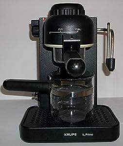 Krups Il Primo 4 Cup Expresso Maker