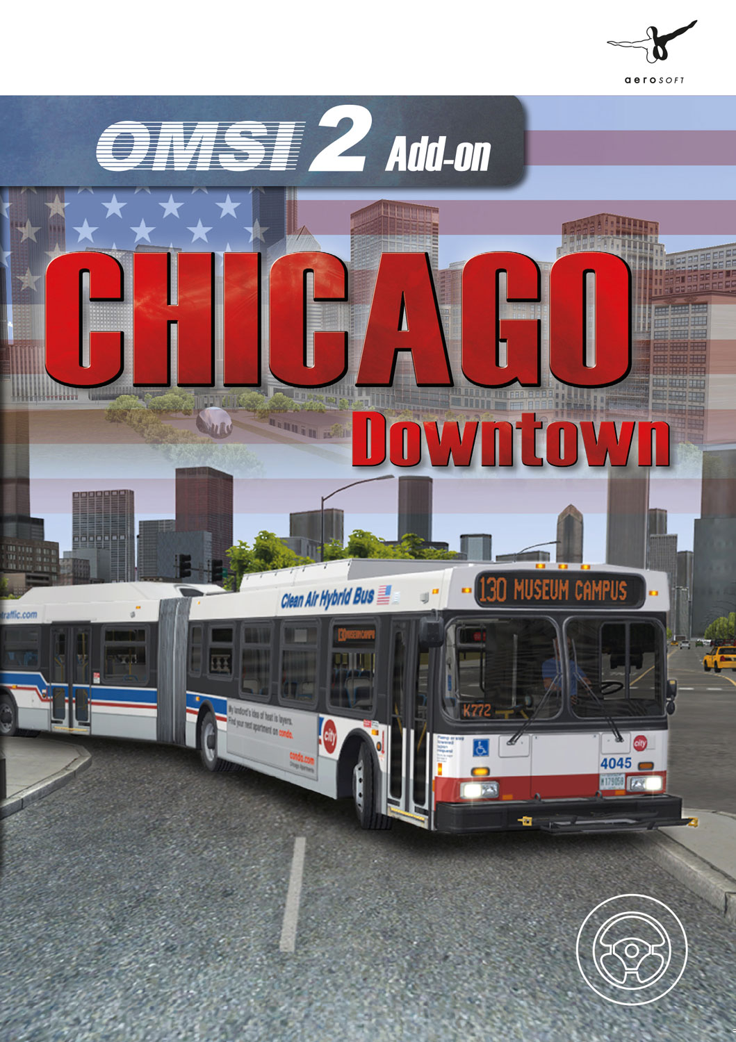 Amazon com: OMSI 2 Add-On Chicago Downtown [Online Game Code