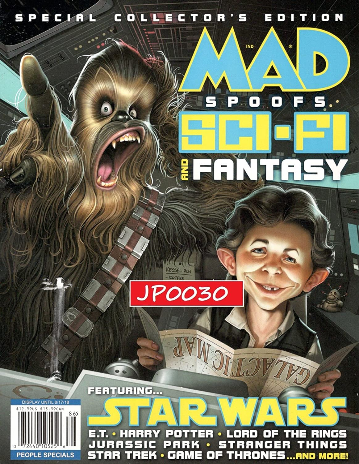 Amazon com : MAD Special 2018 MAD Spoofs Sci-Fi and Fantasy