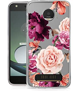 Amazon.com: Moto Z2 Play Case, LEEGU [Shock Absorption] Dual ...