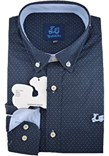 Colours & Sons Vichy Story Camisa Casual, Rot (Fiery Red ...