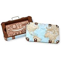 Amazon.co.uk Gift Card in a Luggage Tin