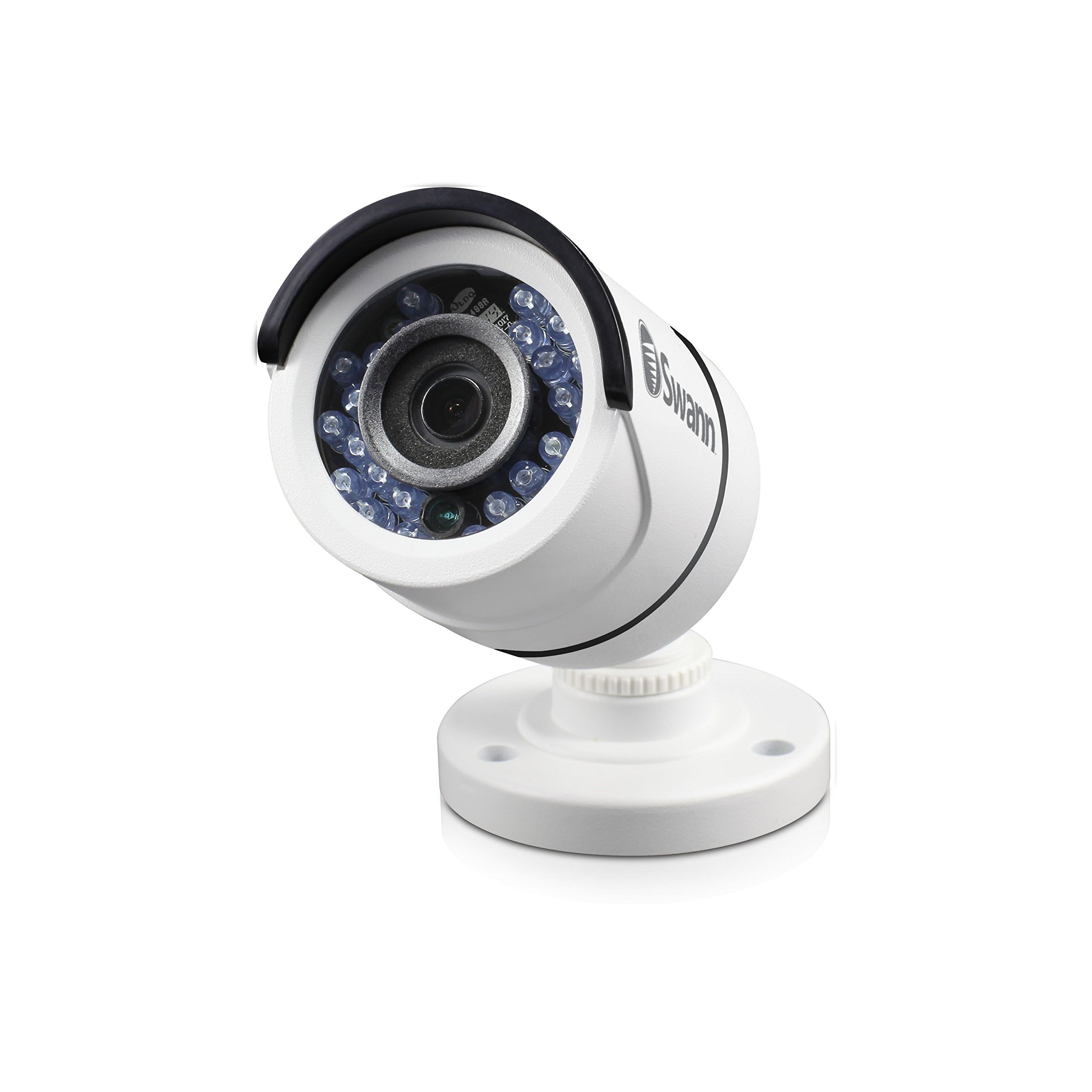 SWANN Cameras Surveillance System, White (SWPRO-T853CAM-US) PRO-T853 - 1080P Multi-Purpose Day/Night Security Camera - Night Vision 100ft / 30m by Swann