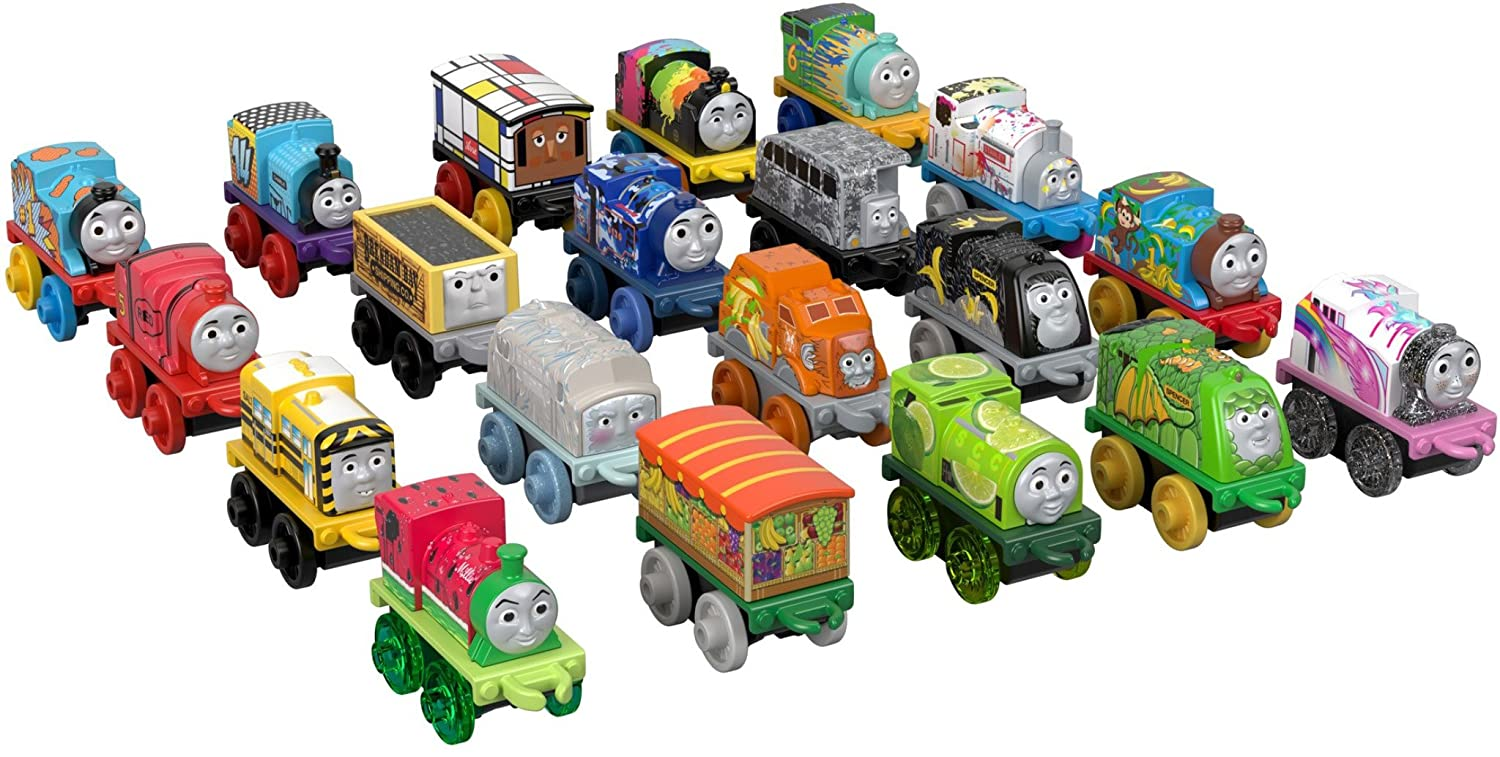Fisher-Price Thomas & Friends MINIS, 20-Pack Fisher Price FYW15
