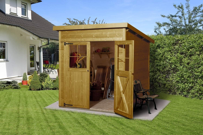 Weka Jardín Casa Nova tamaño 2 roble claro barnizado: Amazon.es ...