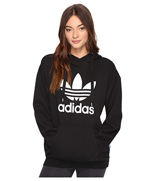 Adidas Women's Trefoil Hoody: Amazon.in: Clothing & Accessories
