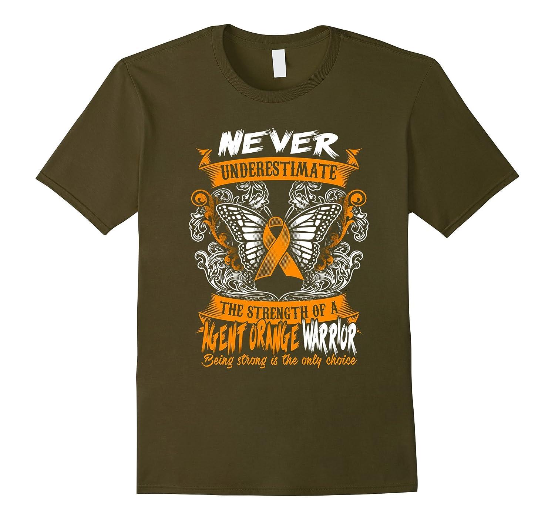 Agent Orange Awareness T Shirt 2016 - Be Strong-BN