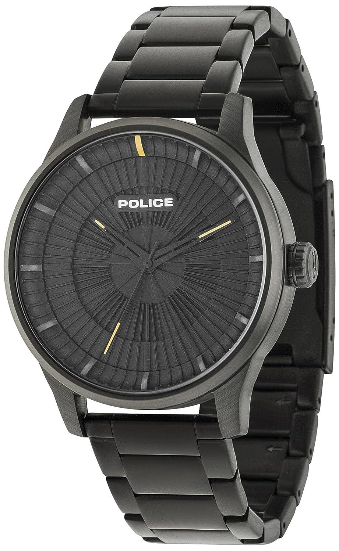 Police Herren-Armbanduhr 15038JSB-02M