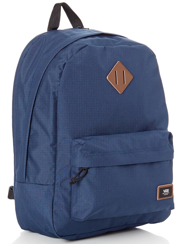 3d57142e22 Vans Dress Blues Cordura Old Skool Plus Backpack  Vans  Amazon.co.uk   Luggage