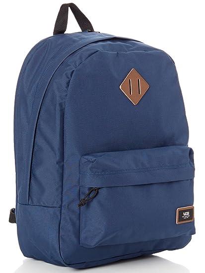 9983d3fb25 Vans Dress Blues Cordura Old Skool Plus Backpack  Vans  Amazon.co.uk   Luggage