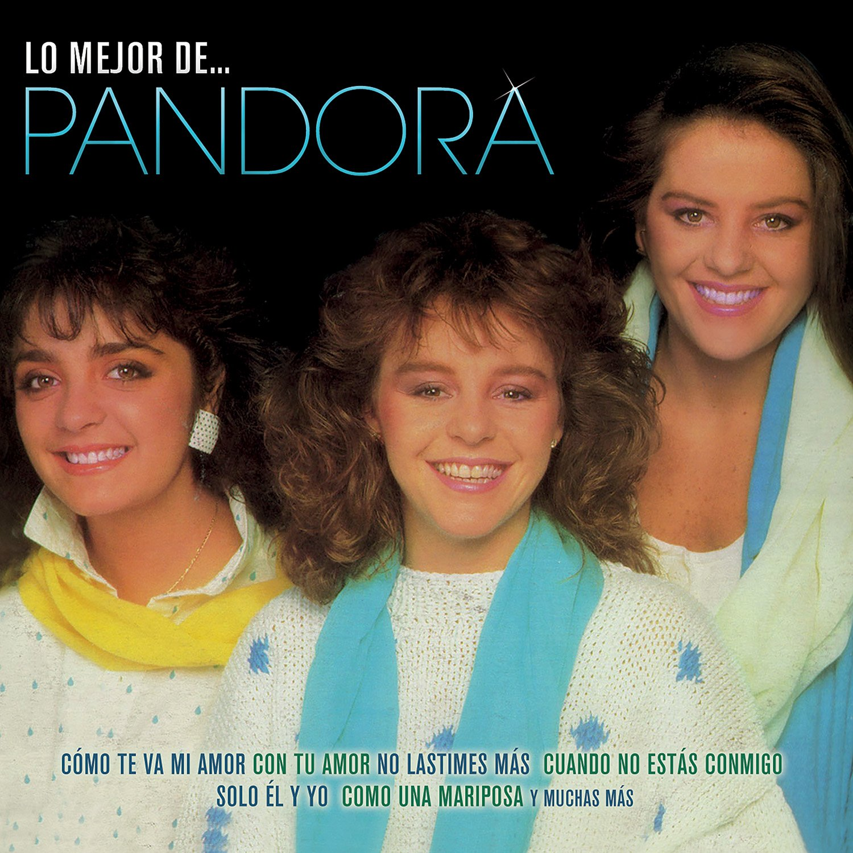 CD : Pandora - Lo Mejor de (CD)
