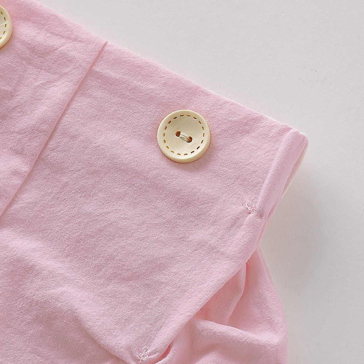 Toddler Baby Boy Girl Cotton Pants Diaper Shorts Bottoms PP Bloomers Panties