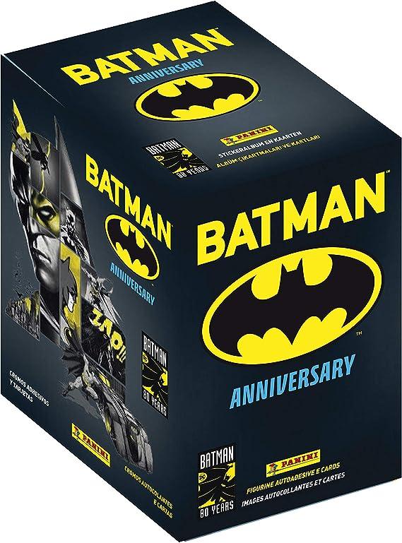 Panini France SA-BATMAN 80 2608-004 - Caja de 50 fundas , color/modelo surtido: Amazon.es: Juguetes y juegos