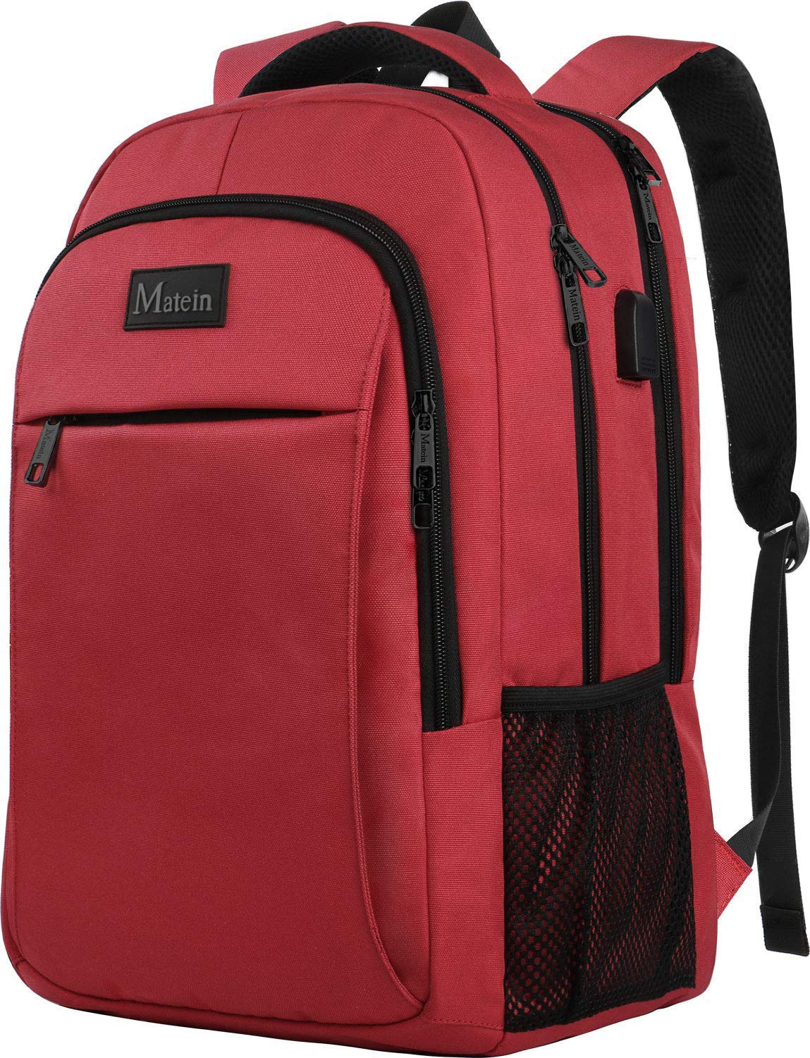 b45283037 Laptop Backpack for Girls, Womens High School Backpack with USB Port for  School Supplies and College Accessories, Water Resistant Travel Daypack  Cute Book ...