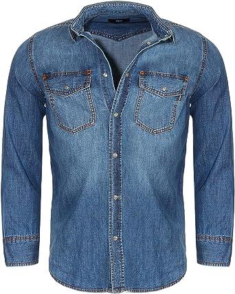 Diesel New-Sonora-e Shirt Camisa para Hombre: Amazon.es: Ropa y accesorios