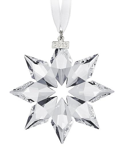 dae0c41baeb0 Amazon.com  Swarovski 5004489 2013 Annual Edition Crystal Star Ornament