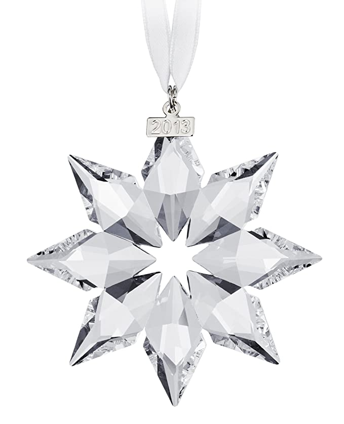 Amazon Com Swarovski 5004489 2013 Annual Edition Crystal Star