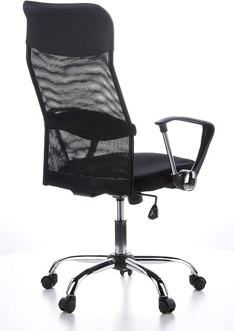 dossier en tissu maille respirant fauteuil de bureau ARIA