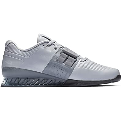 b0f9ba30397a Nike Romaleos 3 XD Men s Training Shoe Wolf Grey Cool Grey-Black 9.5
