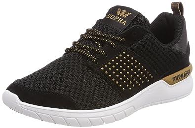1f72b8b8a513 Supra Women s Scissor Low-Top Sneakers  Amazon.co.uk  Shoes   Bags