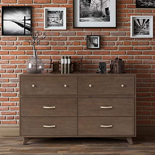 Novogratz Otis 6 Drawer Dresser