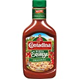 Contadina Pizza Sauce Bottle, 15 oz Bottle (Pack of 4)