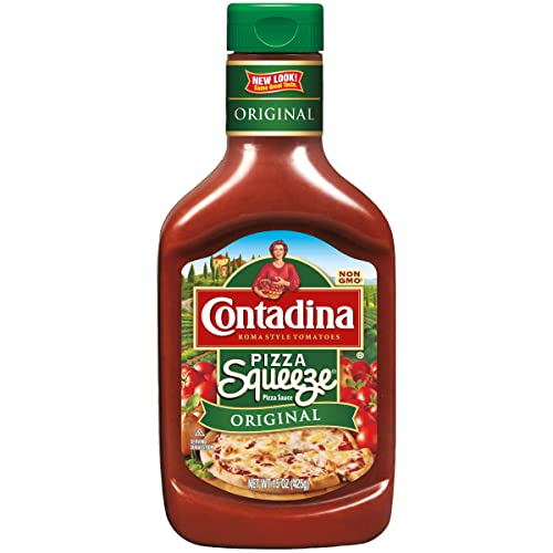 Contadina Pizza Sauce Bottle