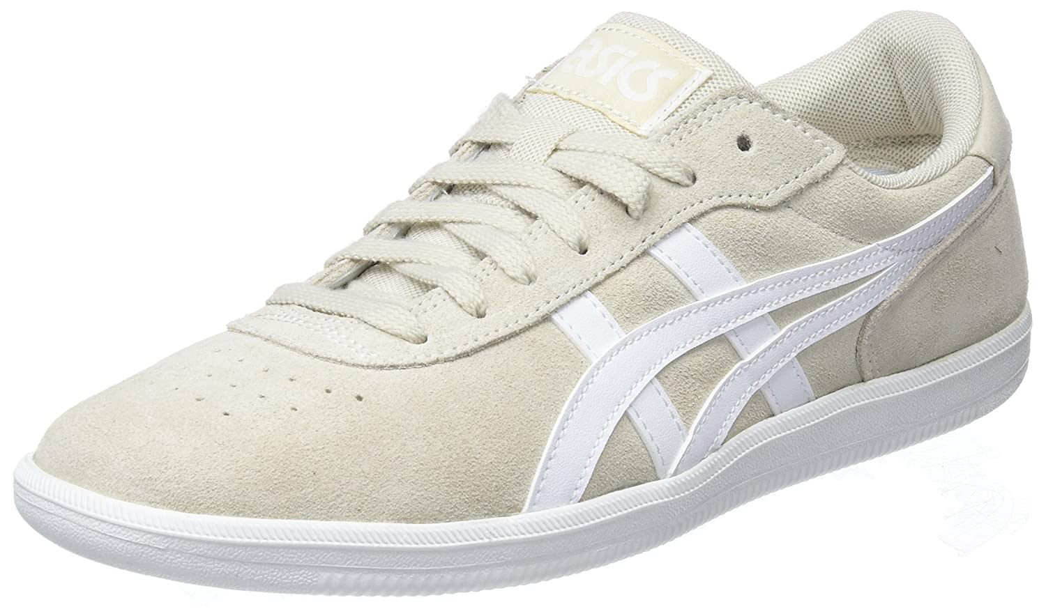 ASICS Percussor TRS, Baskets Homme (Birch/White 44 EU|Gris (Birch/White Homme 0201) 713e00