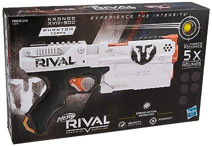 6b28333c8ab74 Amazon.com  NERF Rival Kronos Outdoor Blaster  Hasbro  Toys   Games