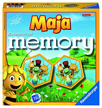 Biene Maja Honig Wettlauf Spielware NEU Ravensburger 23407