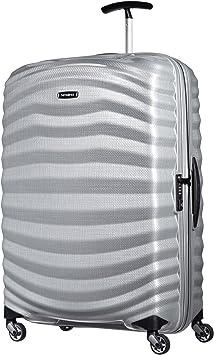 Samsonite Lite Shock Spinner Xl Koffer 81 Cm 124 L Silber Silver Koffer Rucksäcke Taschen