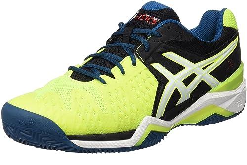 Asics Gel Bela 5 SG Zapatillas, Hombre, Amarillo, 44: Amazon.es: Zapatos y complementos