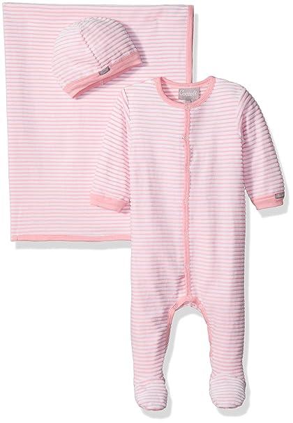 Amazon.com: Coccoli bebé doble punto mameluco de algodón + ...